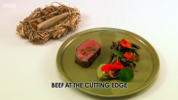 The Main Course-Beef At The Cutting Edge